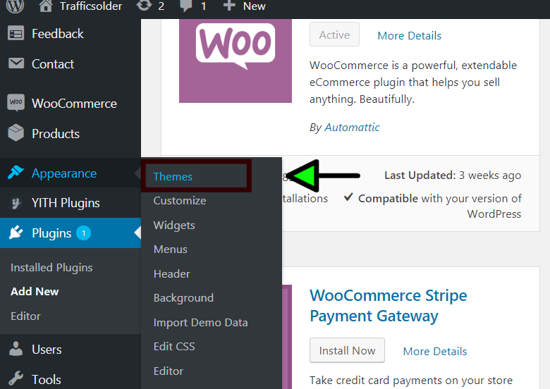 how to create e-commerce website in wordpress
