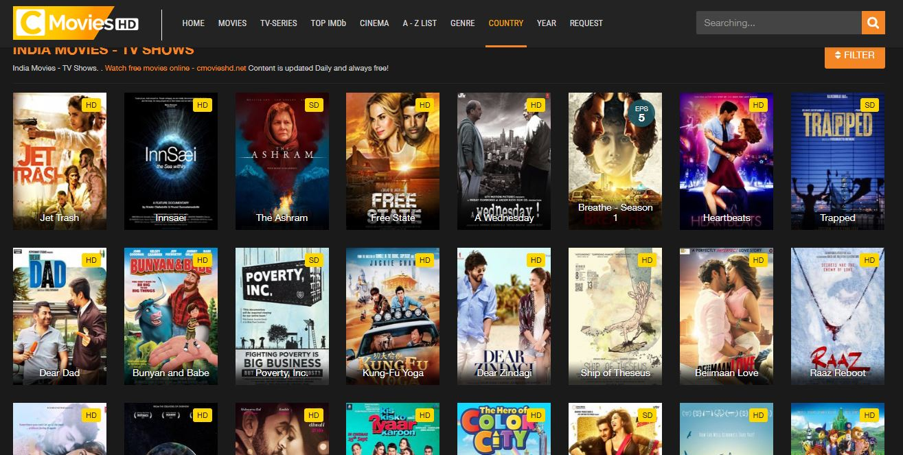 Watch Hindi Movies Online Free