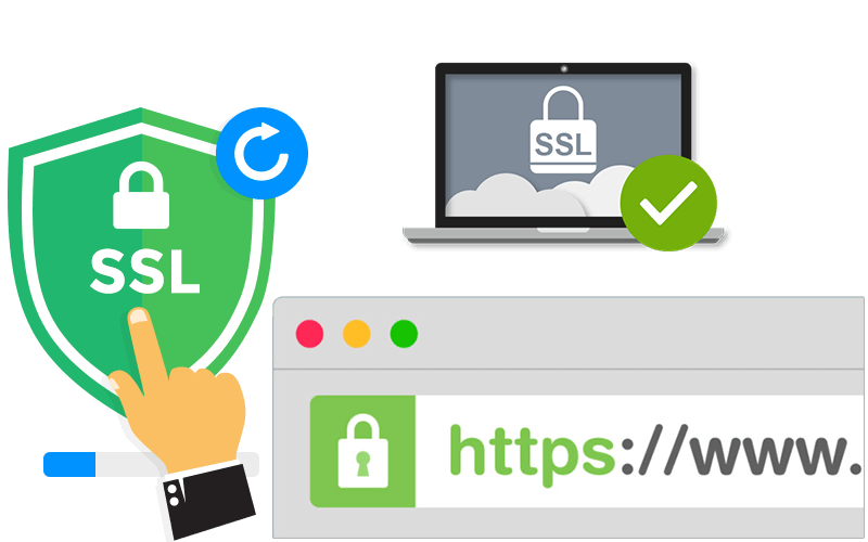 "How To Get ""HTTPS"" (SSL) Certificate In Any Website Free 2019 2"
