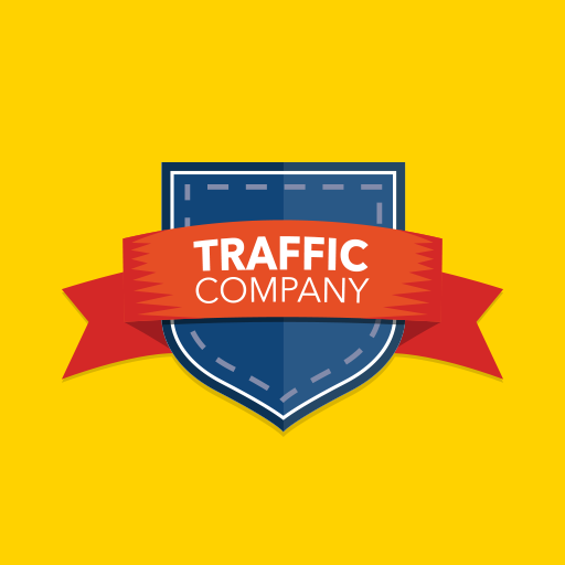 traffic company logo