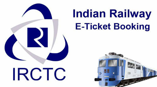 IRCTC account registration