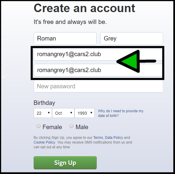 How To Create A New Facebook Account: If old one is no more 2019 1