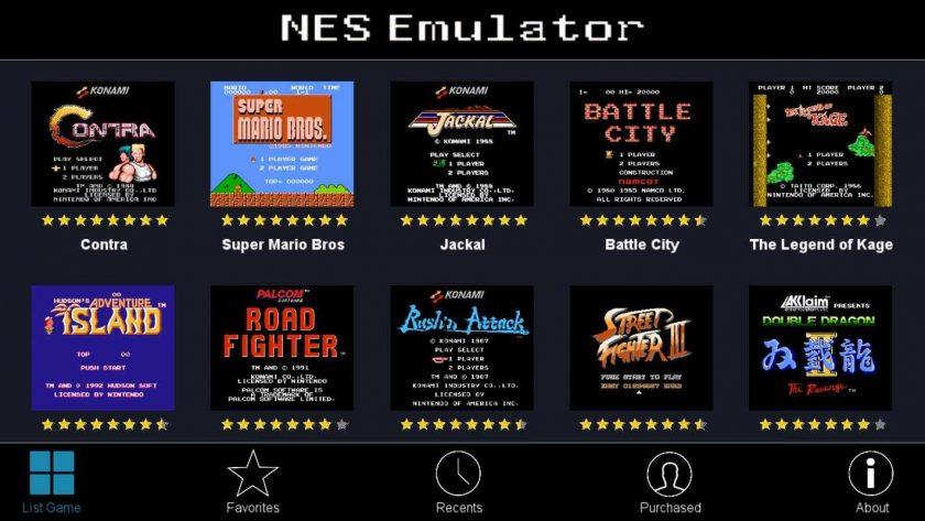 ROMs & Emulators