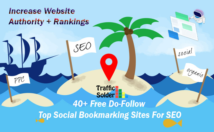 40+ Free Do-Follow Top Social Bookmarking Sites For SEO